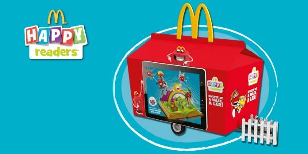 Santarém recebe a Happy Van da McDonald's