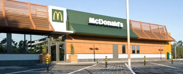 McDonald's quer abrir cinco novas unidades até ao final do ano