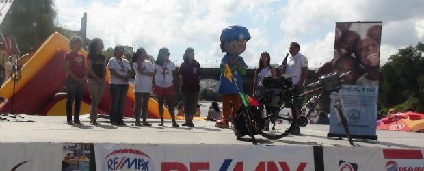 Remax Solidária apoia Projeto Pedalar com Alma