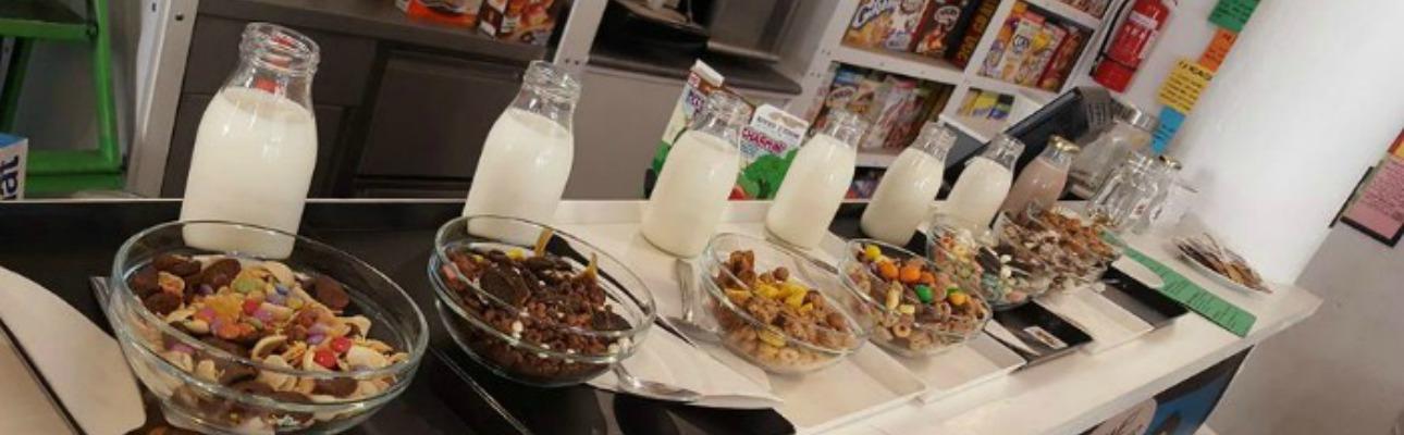 Pop Cereal Café aposta no franchising para levar conceito a todo o país
