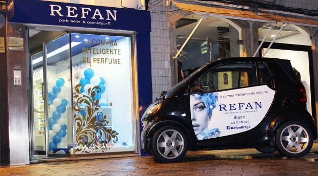 Refan abre seis novas unidades em Portugal