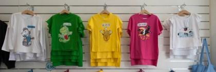 Marca de vestuário infantil 'roqueira' chega a Portugal