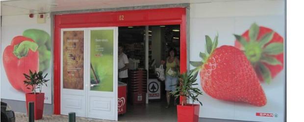 loja SPAR abre no Magoito