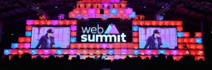 Redes Sociais já mexem com o Web Summit