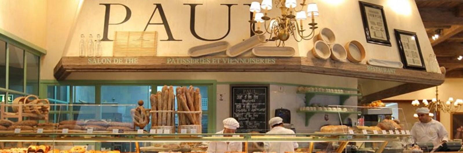 pastelaria francesa paul