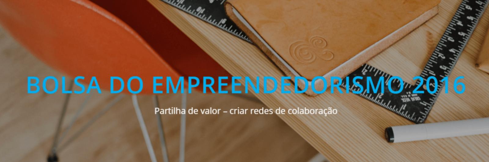 Bolsa do Empreendedorismo