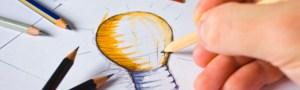 lâmpada desenho