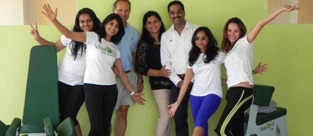 vivafit assina com segundo master na Índia