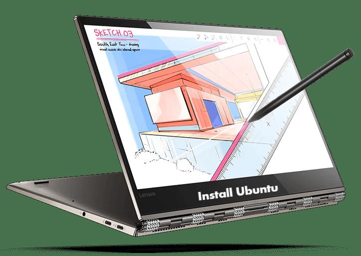 How to Install Ubuntu 18 04 on Lenovo Yoga 920 + Dual boot