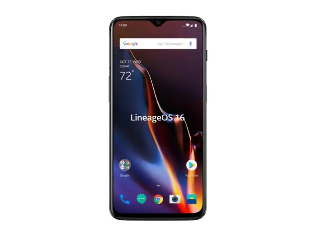 OnePlus 6T LineageOS 16 Installation Guide - infofuge