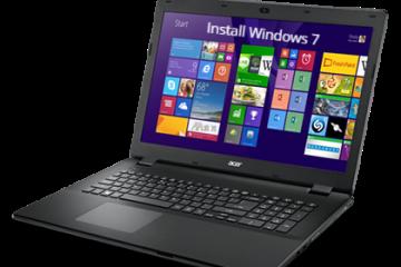 Install Windows 7 on Acer E5-575G