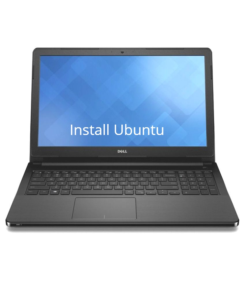 How to install Ubuntu on Dell Vostro 3568 + Dual Boot Windows - infofuge
