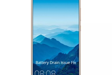 Huawei Mate 10 Pro Battery Drain issue fix
