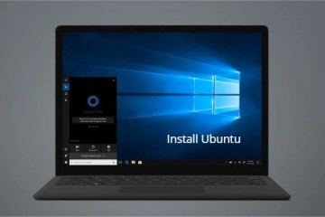 Microsoft Surface Laptop 2 Install Ubuntu
