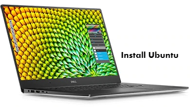 How to install Ubuntu on Dell XPS 15 9560 + Dual Boot Windows - infofuge