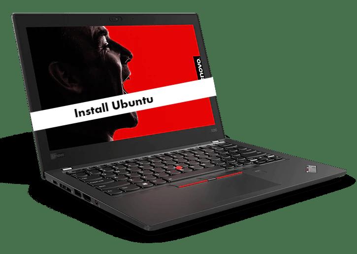 Lenovo ThinkPad X280 ubuntu