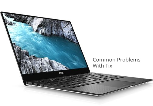 Common Problems with Dell XPS 13 9370 with their Fix - infofuge