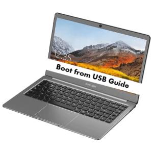 Teclast F6 Boot from USB
