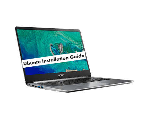 How to install Ubuntu on Acer Swift 1 + Dual Boot Windows - infofuge