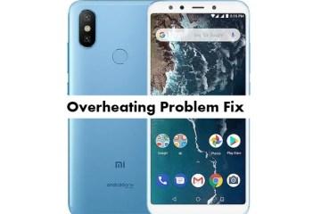 Xiaomi Mi A2 Overheating problem Fix