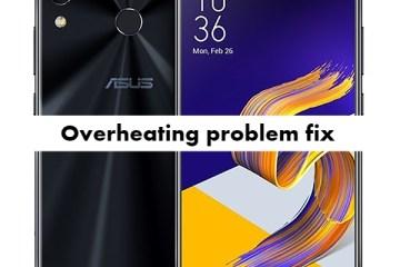 Asus Zenfone 5 Overheating problem