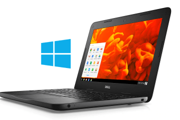 Install Windows 10 on Dell Inspiron Chromebook 11