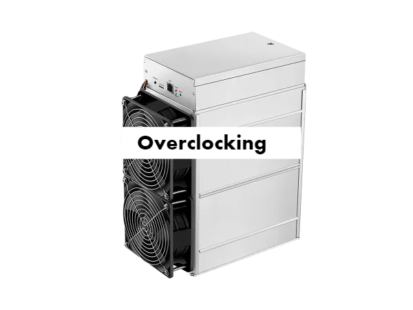 How to Overclock Antminer B7 (96Kh) to increase
