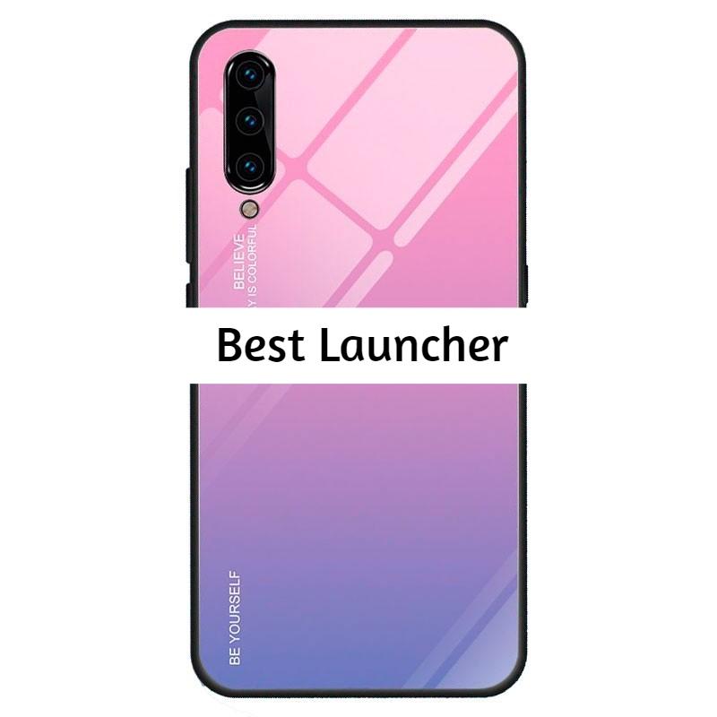 Xiaomi Mi A3 Launcher