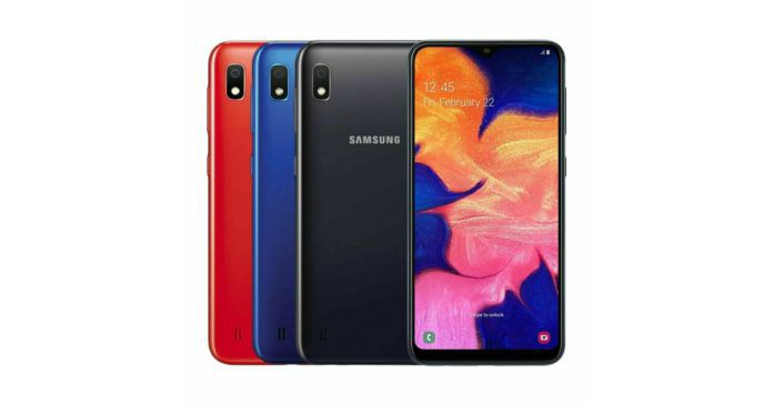Samsung Galaxy A10s Overheating