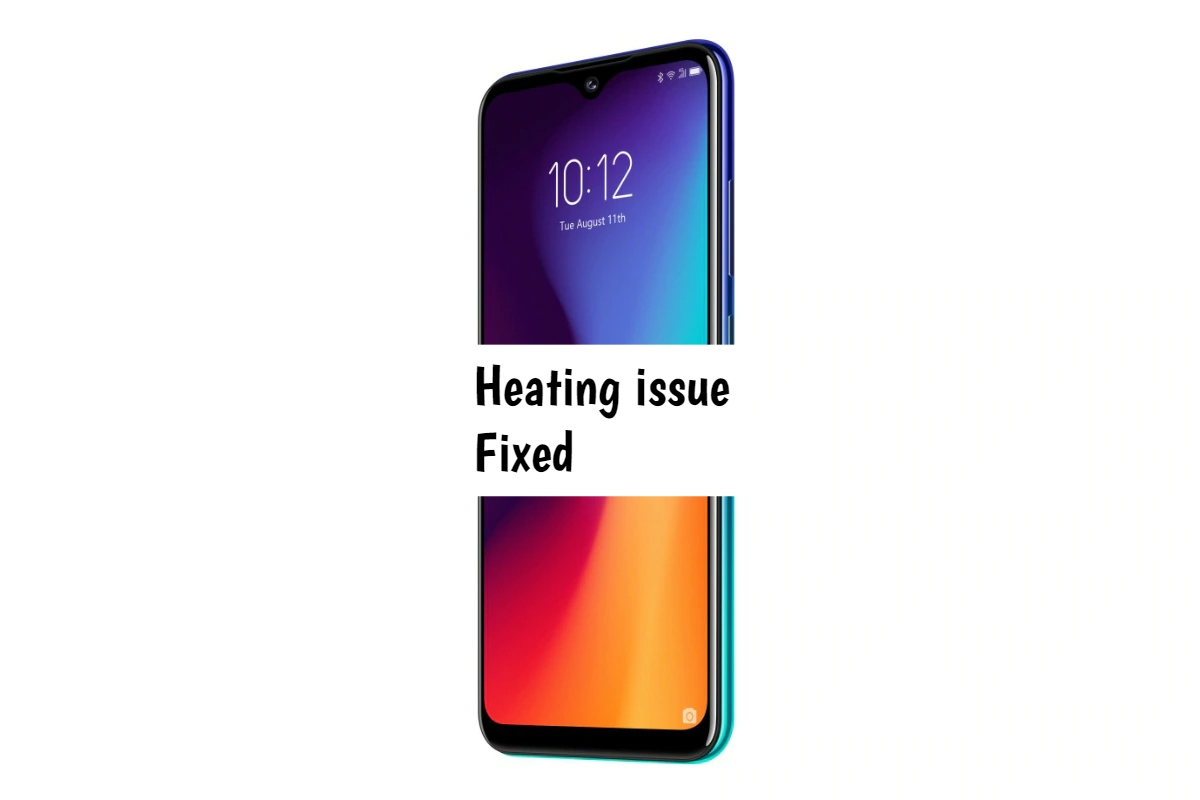 Lenovo K10 Plus heating issue