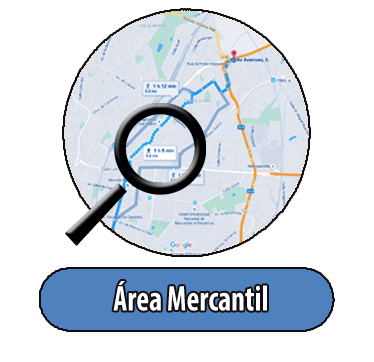 Informes mercantiles - rutas comerciales