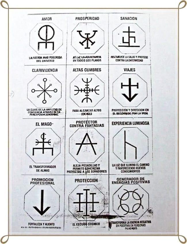 12 Tatuajes Vikingos Los Símbolos Y Su Significado Infografías Y