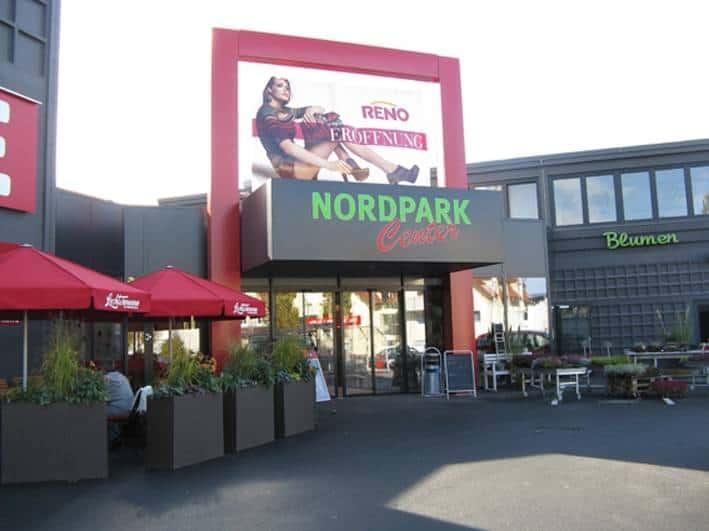 Projekt Nordpark Center Bielefeld  Infographik