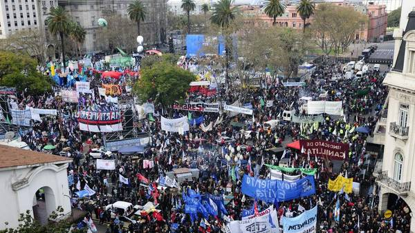 Sin la CGT, las CTA marcharán a Plaza de Mayo con organizaciones sociales