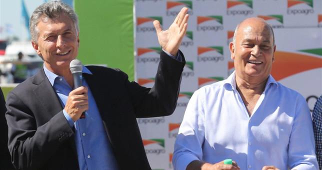 """En pleno avance contra las """"mafias"""", el Gobierno sale al rescate de la Uatre de Venegas"""
