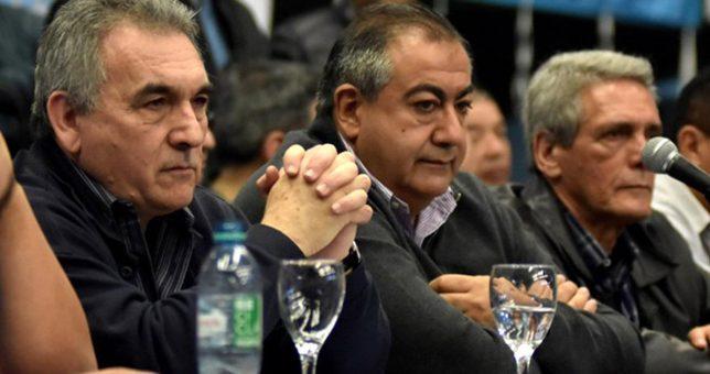"""""""No cuenten con la CGT para un consenso social con el FMI"""""""