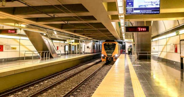 Metrodelegados paralizaron la Línea H por la agresión a una trabajadora