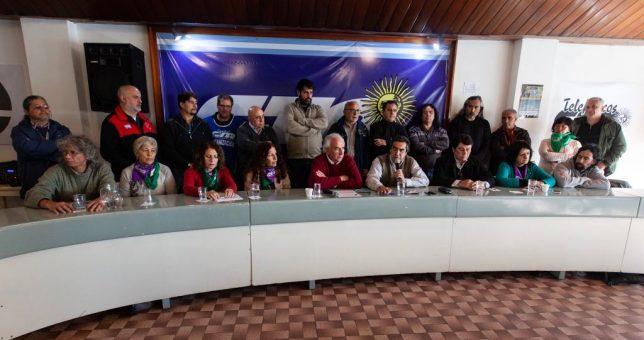 La conducción de la CTA Perón debuta con una marcha para repudiar la intervención de Triaca