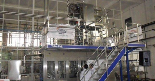 Deudas salariales de hasta cuatro meses en la firma láctea Cotar