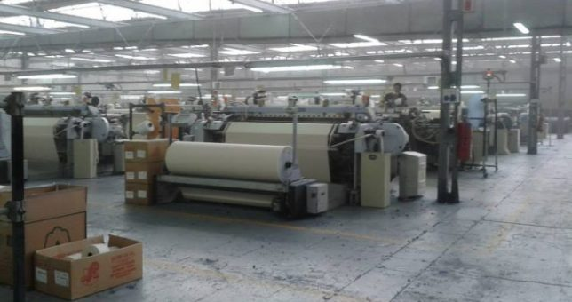 Por la acumulación de stock y tarifas millonarias, la textil Algoselan cierra 30 días y suspende a todo su personal
