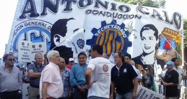 La UOM también pide reapertura de paritarias y dice que perdió 50 mil empleos en la era Macri