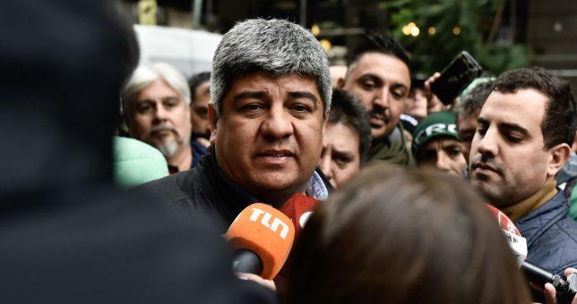 El el gobierno acelera contra los Moyano y un fiscal pide la detención de Pablo