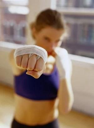 la savate boxe française et les enfants