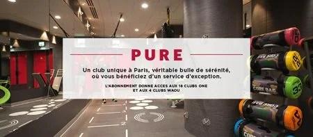 CMG SPORTS CLUB PURE