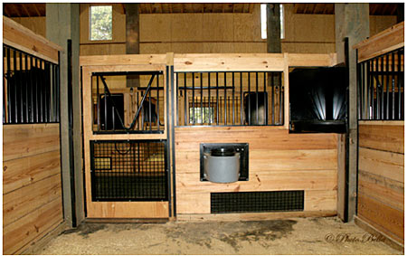 Horse Stall Ventilation Horse Stall Air Quality