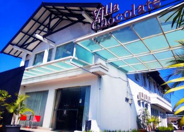 Villa Chocolate Lembang Bandung
