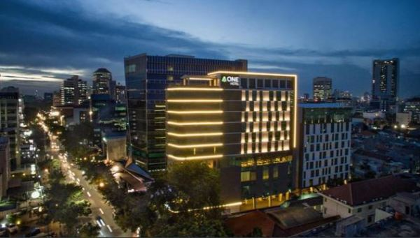 AONE Hotel Jakarta pusat