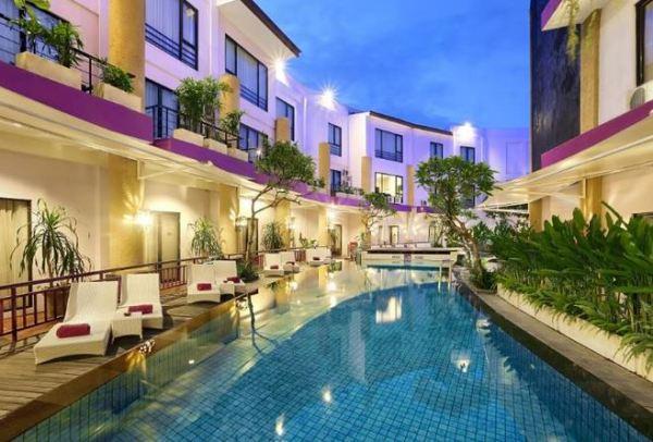 Kuta Central Park Hotel Bali