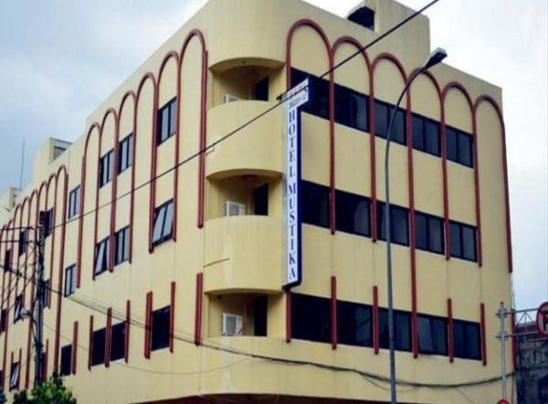 Hotel Mustika Senen Jakarta