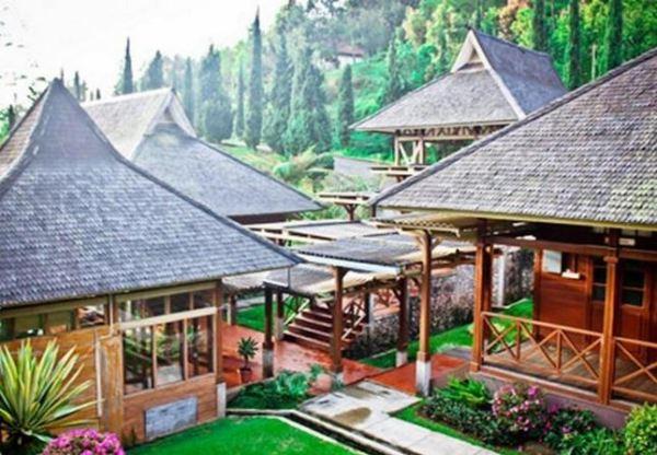 10 Hotel di Ciwidey dekat Kawah Putih, Ranca Upas dan Patenggang